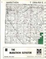 Marathon T28N-R6E, Marathon County 1968